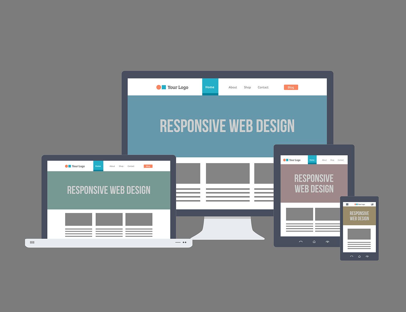 One Spark Media Responsive Web Design