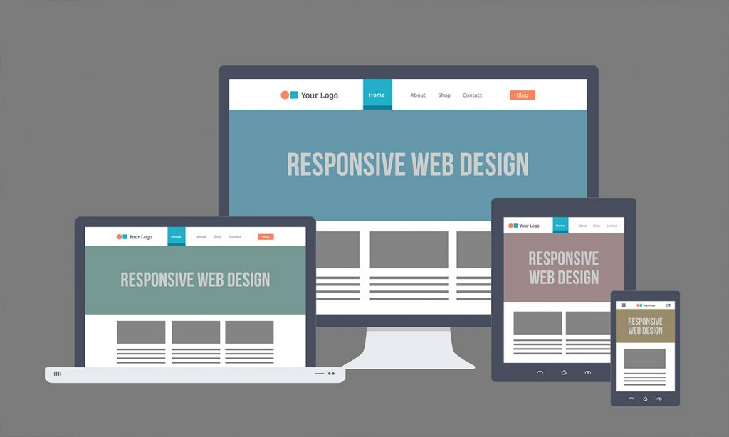 One Spark Media Responsive Website Design